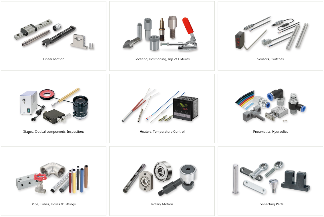 RD Components